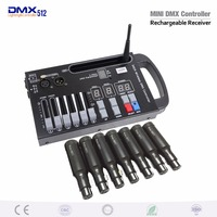 NEW DMX Wireless Transmitter Receiver LED controller Laser Light Controller very convenience for moving stage
