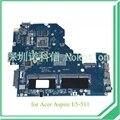 Placa principal para acer aspire e5-511 la-b981p a5wam laptop motherboard nvidia 820 m graphics ddr3