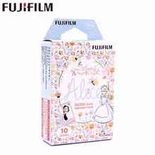 New Fujifilm 10 sheets Instax Mini New Alice Instant Film photo paper for Instax Mini 8 7s 25 50s 90 9 SP-1 SP-2 Camera