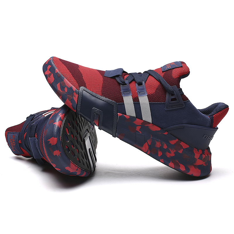Image 5 - New Style Summer Youth Men Shoes Lightweight Breathable Fashion Casual Shoes For Male Comfortable  Zapatos Hombre Shoes size 46-in Men's Casual Shoes from Shoes