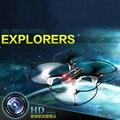 Nueva Profesión 2.4G 6 CANALES 6axis RTF Quadcopter Control Remoto RC Quadcopter drone con Cámara de $ NUMBER MP