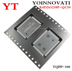 Image 1 -  10 PCS K4D263238F QC50 K4D263238F QC K4D263238F K4D263238 TQFP100 Best quality