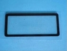 for Nikon DSLR D800 Outer Top Upper LCD Screen Display Cover Window Repair part Tape