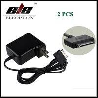 2 PCS ELEOPTION 12V 1.5A Tablet PC Chargers AC Power Adapter for Acer W510 Iconia Tab W511 ADP 18TB EU US UK AU Plug