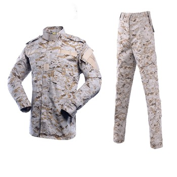 Black Military Uniform Camouflage Suit Tactical Military Airsoft Paintball Equipment Clothes 4
