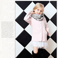 Spring Casaco Menina Fashion Veste Fille Enfants European Style Manteau Fille Brand Girl Coat Boutique Girl Outerwear