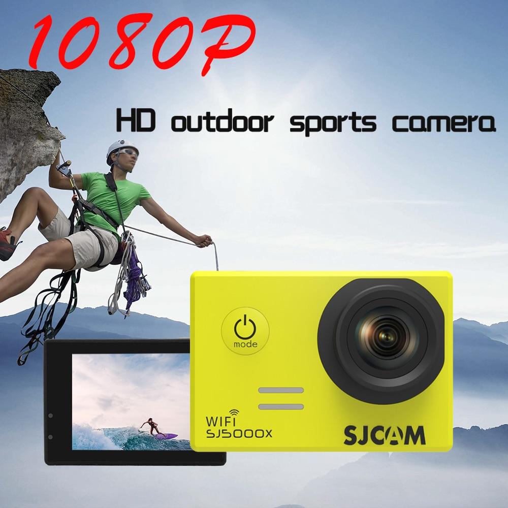 Unterhaltungselektronik Verantwortlich Ursprüngliche Sjcam Sj5000x Elite Action Kamera Wifi 4 Karat Hd 2,0 Lcd Wasserdichte Cam 1080 P Sport Kamera Go Extreme Pro
