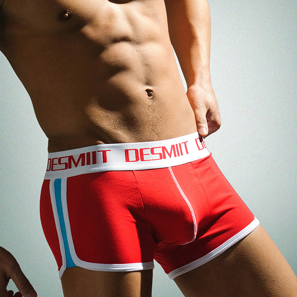 New For Male Men Soft Cotton Underwear Boxer Shorts Trunks Modal Underpants YRD ...