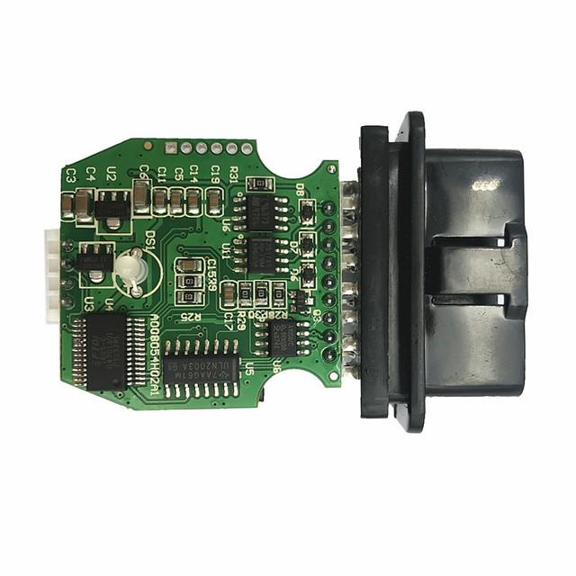 MINI VCI Firmware V2.0.4 Newest Version V14.20.019 MINI-VCI FTDI FT232RL Chip For Toyota TIS Techstream Code Reader