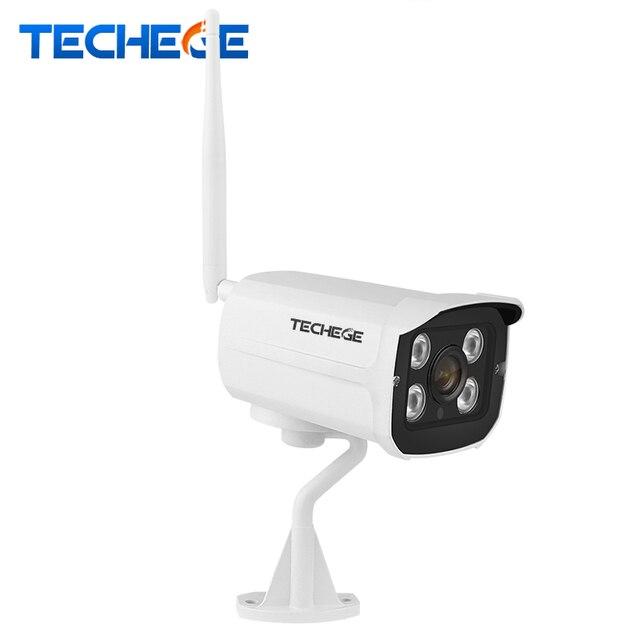 Techege MINI 1280*720P WIFI IP Camera Waterproof HD Network 1.0MP wifi camera nignt vision Outdoor wireless ip camera Yoosee