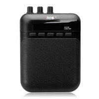 High Quality AROMA AG 03M Portable Charging Mini Guitar Amplifier Black