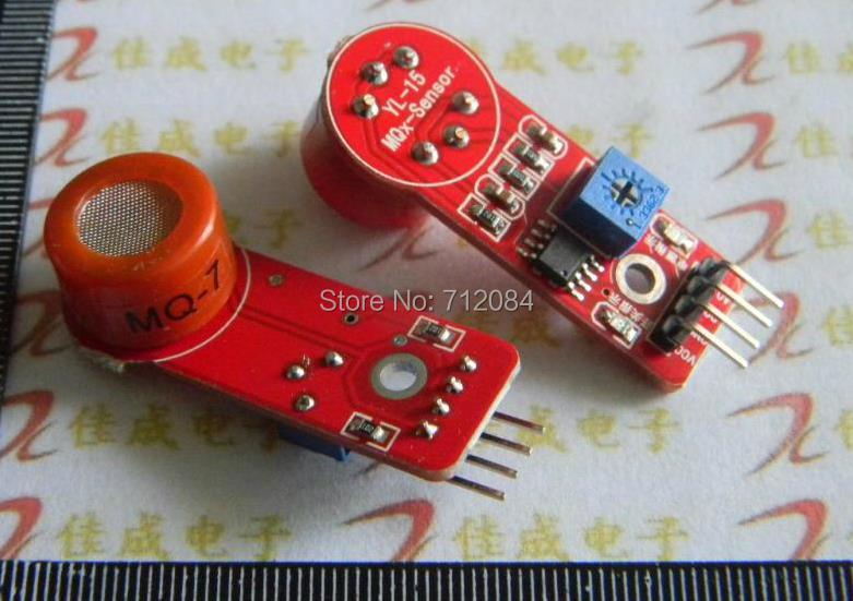 MQ-7 Carbon Monoxide Gas Sensor Module CO / gas sensor detection alarm module