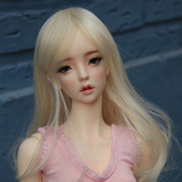 OUENEIFS Supia Heeji 1/3 модель тела для девочек и мальчиков высокое качество игрушки магазин Смолы Рисунок подарки на Рождество BJD SD куклы Fullset