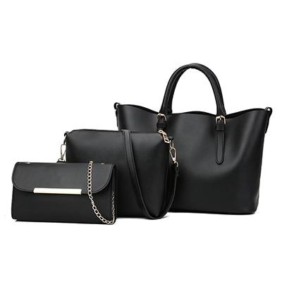 3Pcs/Sets Women Handbags...