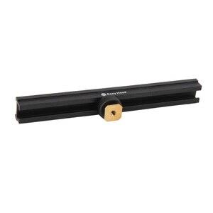 Image 4 - EasyHood ESE 20 20 cm 8 Máy Ảnh Nóng Lạnh Giày Mở Rộng Đường Sắt Thanh Khung cho Flash LED Video ánh sáng Microphone