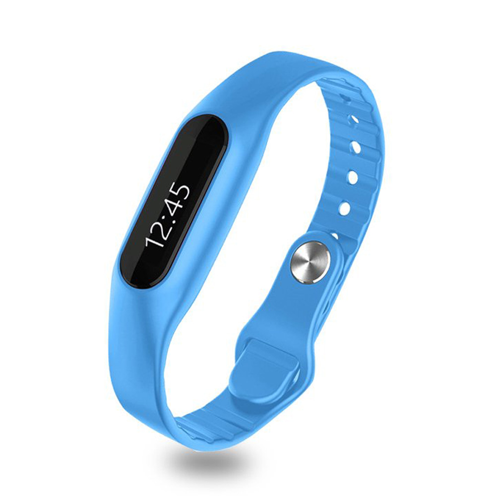 Bluetooth Smart Band Wristband Touch Screen Smart Bracelet Wristwatch for iPhone 5 6 plus 7 Xiaomi