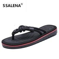 Men Soft Sole Slippers Soft Footwear Classic Massage Slippers Men Boys Thick Bottom Skidproof Fip Flops AA40300