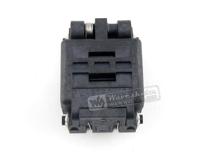 QFN16 MLP16 MLF16 16QN65K14040 QFN Enplas IC Test Socket Adapter size 4x4mm 0.65Pitch rt8549lgqw rt8549l qfn16