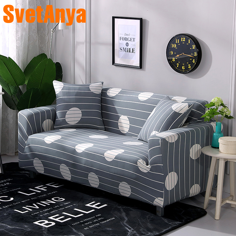 Svetanya Printed Slipcover Sofa Cover all inclusive slip