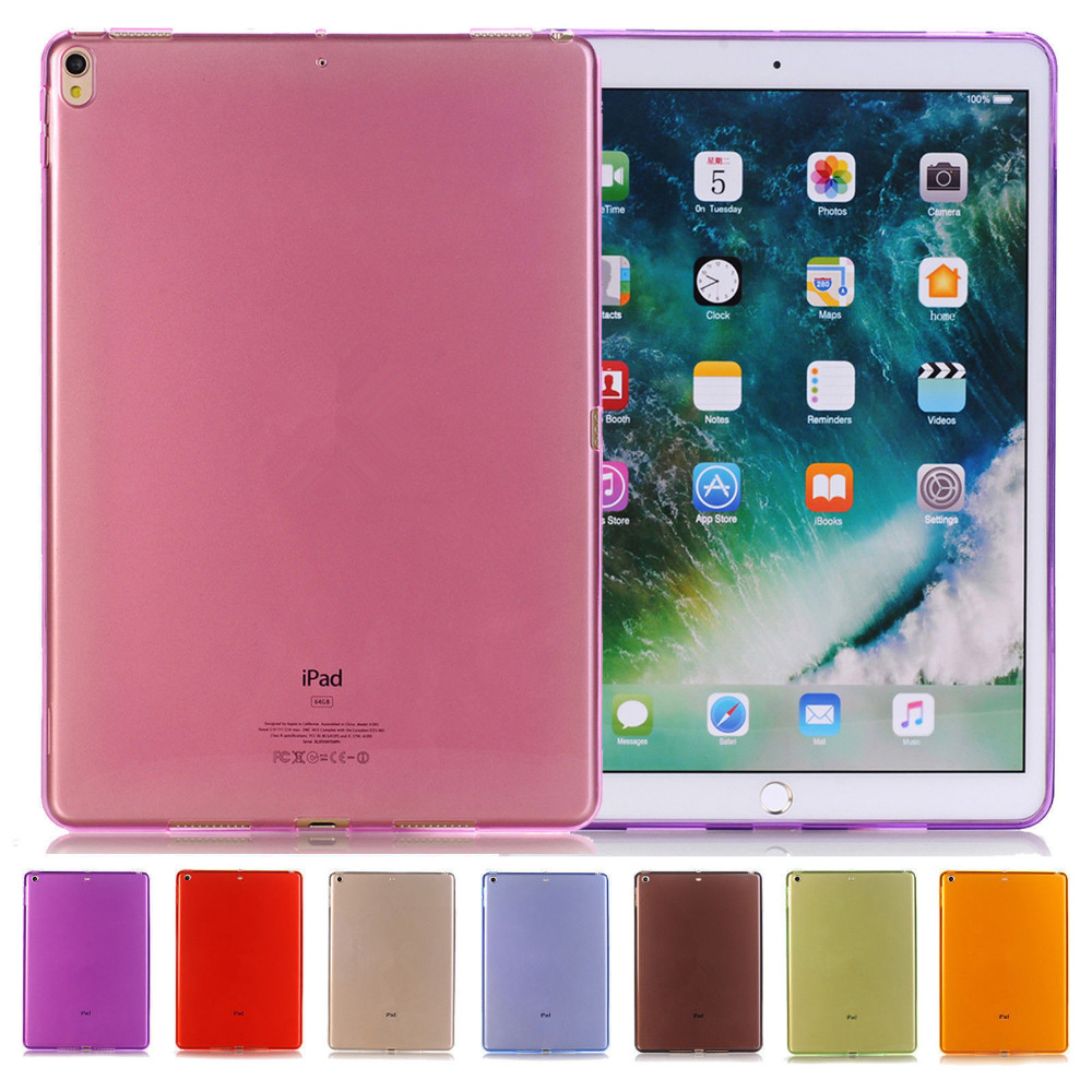 Search For Flights Candy Transparent Tpu Slim Case For Ipad 9.7 2017 2018 Cove Case Clear Poly Gel Protection Shell A1822 A1823 A1893 A1954 Sale Overall Discount 50-70%