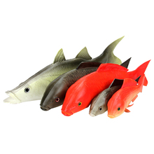 Праздничные принадлежности искусственные украшения Еда ПУ имитация различные рыбы отображение таблицы моделей различные случаи украшения реквизит