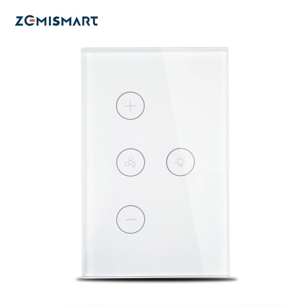 Smart WiFi switch for Fan light Compatible with Alexa Google Home Smart Life App ControlSmart WiFi switch for Fan light Compatible with Alexa Google Home Smart Life App Control