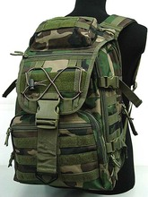 New X7 Army Tactics Laptop Backpacks Military Camouflage Travel Travel Camp Bag Computer Bag 1000D Nylon