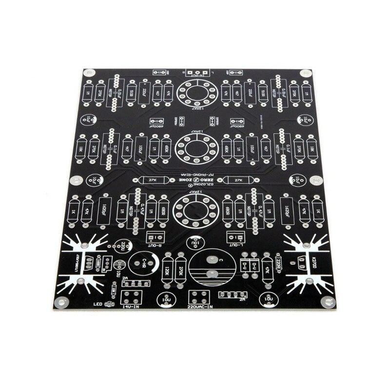 ZEROZONE MM singer circuit tube phono amplifier PCB