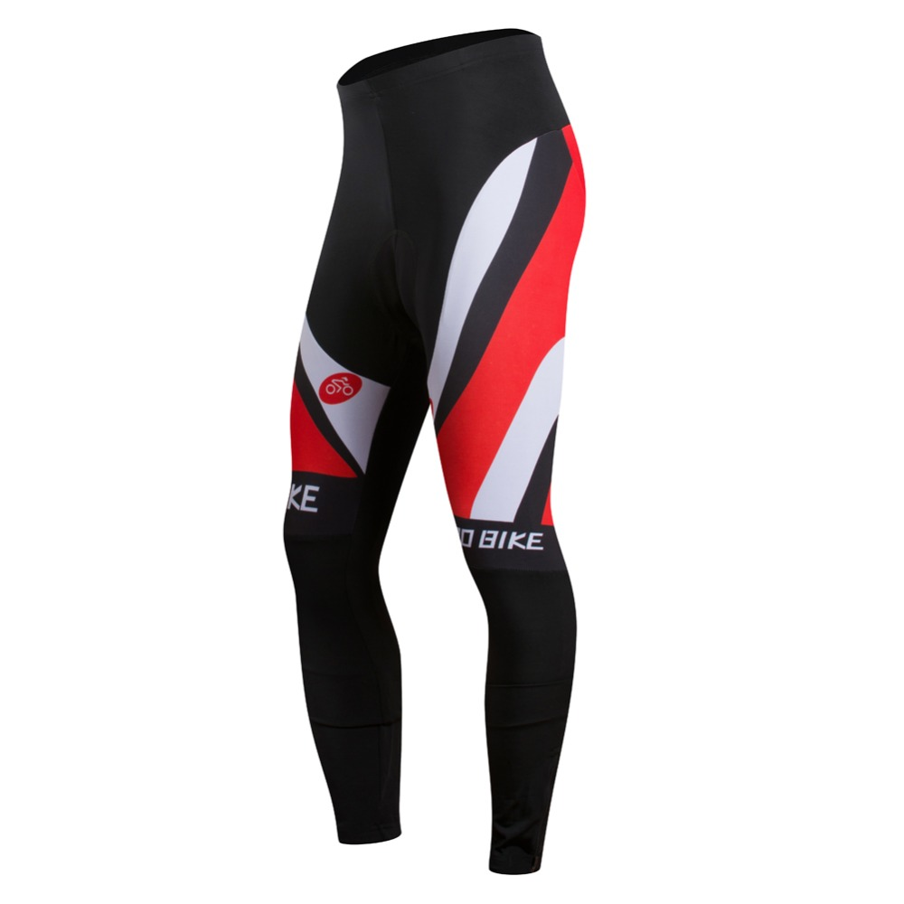 ZEROBIKE Womens Cycling Jersey Breathable Windproof 3D Gel Padded Biking Long Pants Bicycle Tights Outdoor Sports Clothing Sportswear