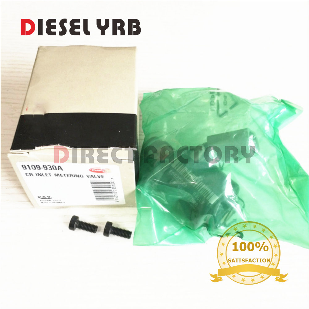 Genuine original new Inlet Metering Valve IMV 9109 930A/ 9307Z530A / 33115 4X400 /7190 188A|Fuel Inject. Controls & Parts| |  - title=