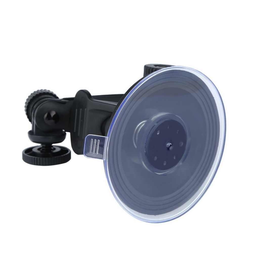 Profesional Mobil Kaca Depan Mount Pemegang Mengemudi Perekam Bracket dengan Tripod Adaptor untuk GOPRO HERO 3 2 1 Kamera