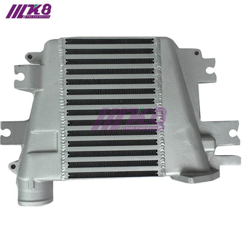 Intercooler Upgrade For Nissan Patrol GU Y61 ZD30 3.0L TD 97 07 Top Mount