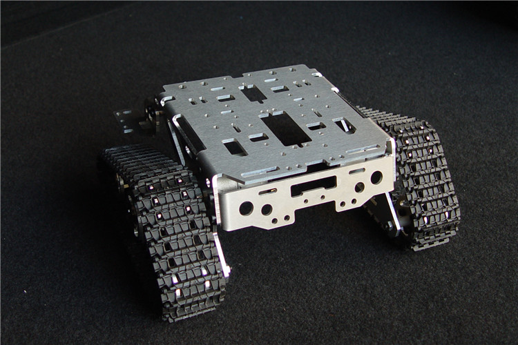 DIY Smart tracked vehicles / Tank car Wally chassis / Crawler chassis / Robot chassis diy tracked robot