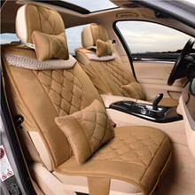 Good! Winter car seat covers for Mitsubishi Pajero Sport 5seats 2015 durable seat cover for Pajero Sport 2014-2008,Free shipping