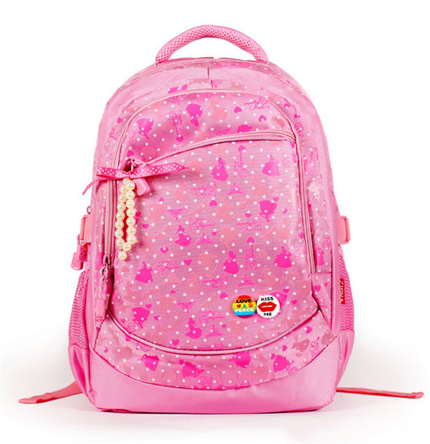 Children School Bags for Girls Orthopedic Princess Schoolbags Backpack Girl Primary Bookbag Kids book bag Mochila Infantil