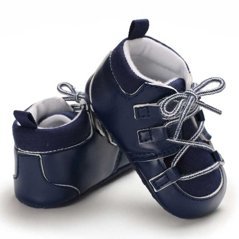 Bebek Ayakkabı Bebek Ilk Yürüyüşe Yumuşak Soled Yenidoğan Bebek Prewalkers Çizmeler Vintage Kızlar Dans Ayakkabıları Sonbahar Kış