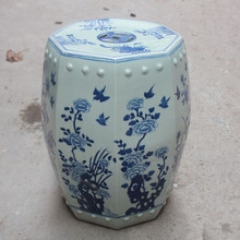 Ceramic toilet stool Jingdezhen garden porcelain chinese garden stools bathroom Blue and white home ceramic stool for dressing & Compare Prices on White Ceramic Garden Stool- Online Shopping/Buy ... islam-shia.org
