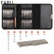 Screwdriver Set 25 in 1 Hex Torx Multifunctional Opening Repair Tool Set Kit Pre