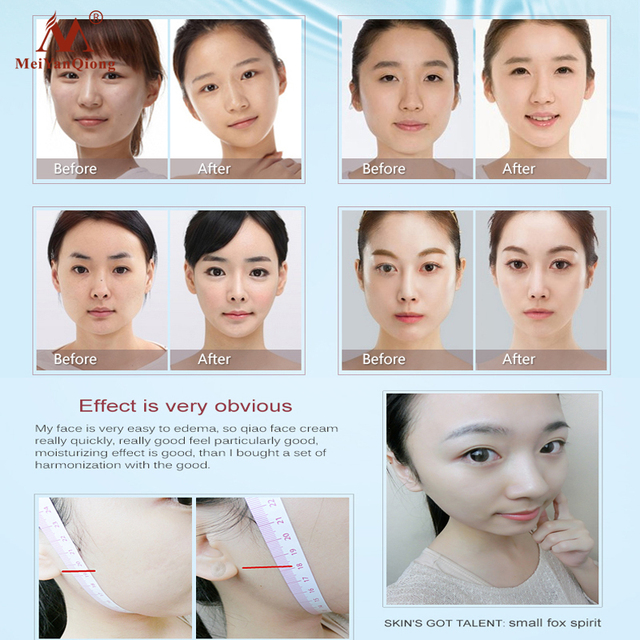 Slimming Face Lifting and Firming Massage Cream Anti-Aging Whitening Moisturizing Beauty Skin Care Facial Cream Anti-Wrinkle 1