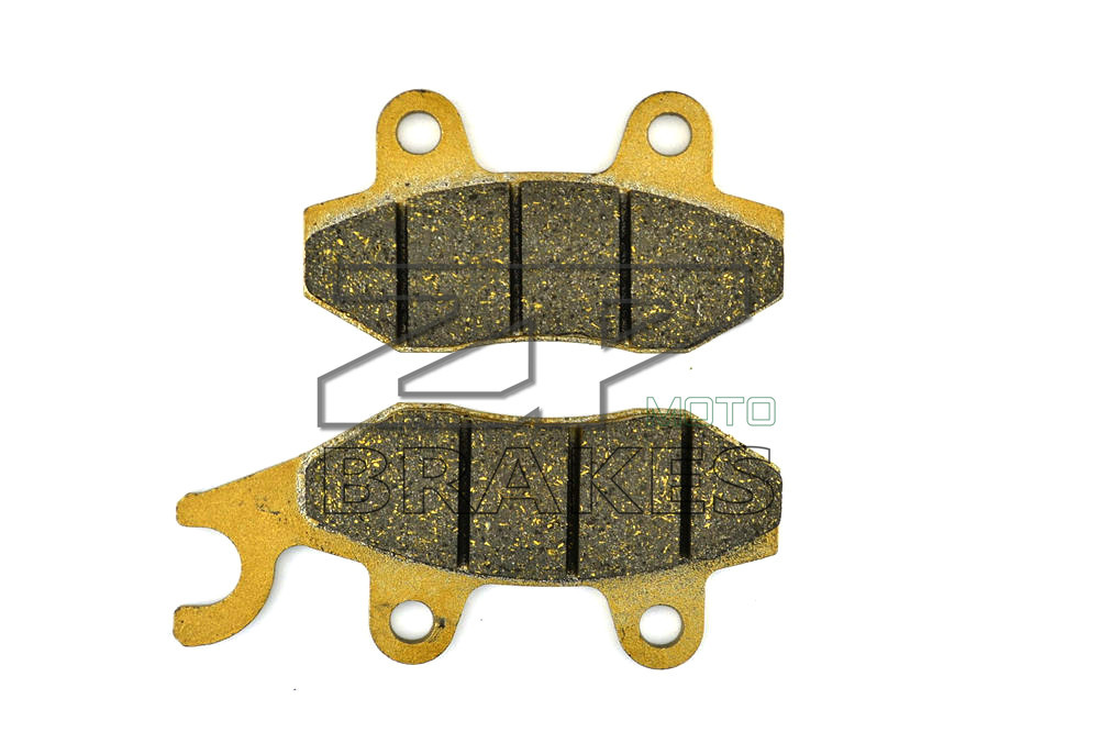 Brake Pads For Front & Rear KYMCO 300 People S i 2008-2010 250 People 2003-2006 250 Bet & Win 2000-2006 200 Yager i 2007-2013