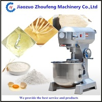 Food mixer commercial electric milk powder mixing blender machine 10L