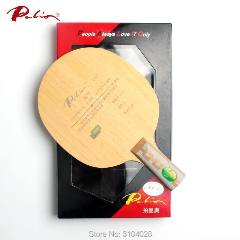 Palio officielle CAT bordtennisblade kugleblad til bordtennis racket - Ketsjere - Foto 4