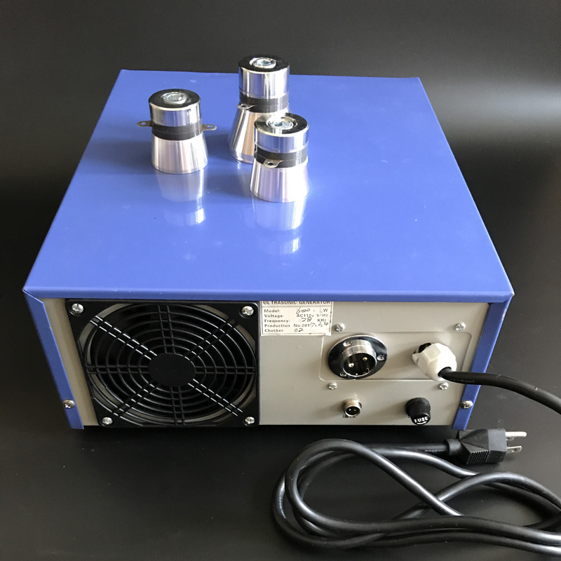 33khz/135khz 1200W ultrasonic generator,dual frequency Ultrasonic Power Generator