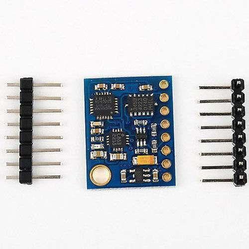 Graus de liberdade IMU GY-85 9DOF 9 axis sensor ITG3205 ADXL345 HMC5883L Módulo
