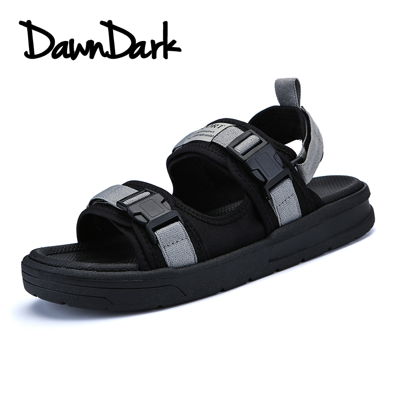Mens Sandals Breathable Summer Male Casual Shoes Outdoor Man Fashion Beach Slippers Sapatos Hembre Sapatenis Masculino