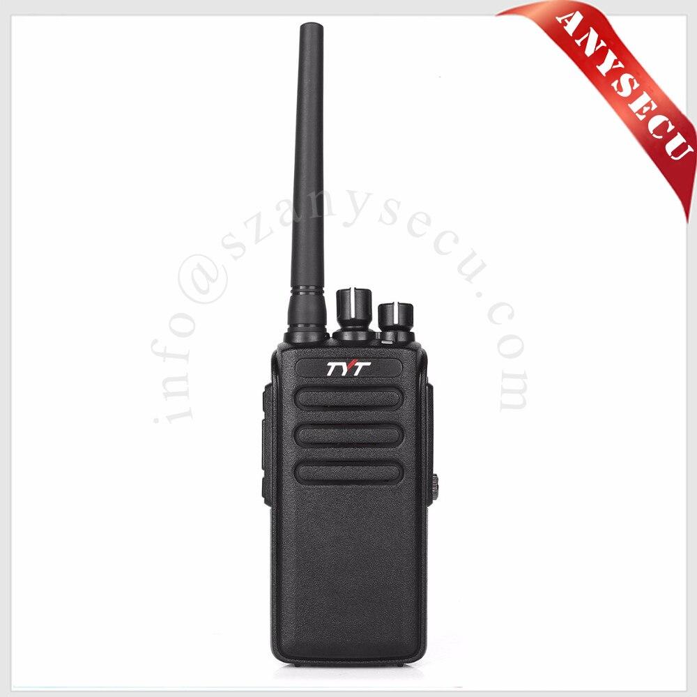 NOUVEAU Produit TYT MD-680 MD680 UHF 400 ~ 470 Mhz DMR Digtial Ham Radio 10 W Puissance IP67 Talkie Walkie émetteur-récepteur Avec 2200 mah Batterie