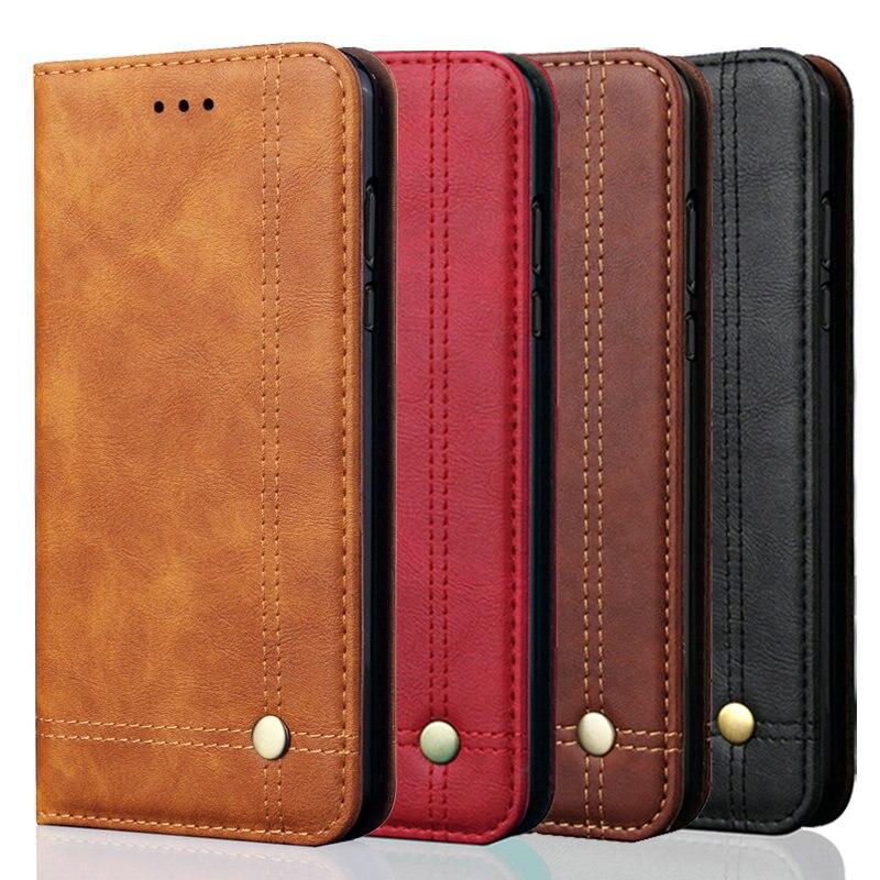 Flip Cover for Coque Samsung A70 Case Samsung A50 Wallet for Samsung Galaxy A7 2018 Case A6 Plus + A8 A60 A30 A50S A10 2019 A80