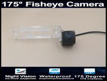 175 Degree 1080P Fisheye Reverse Camera Parking Car Rear view For Kia Sportage SL R 2011- 2014 K3