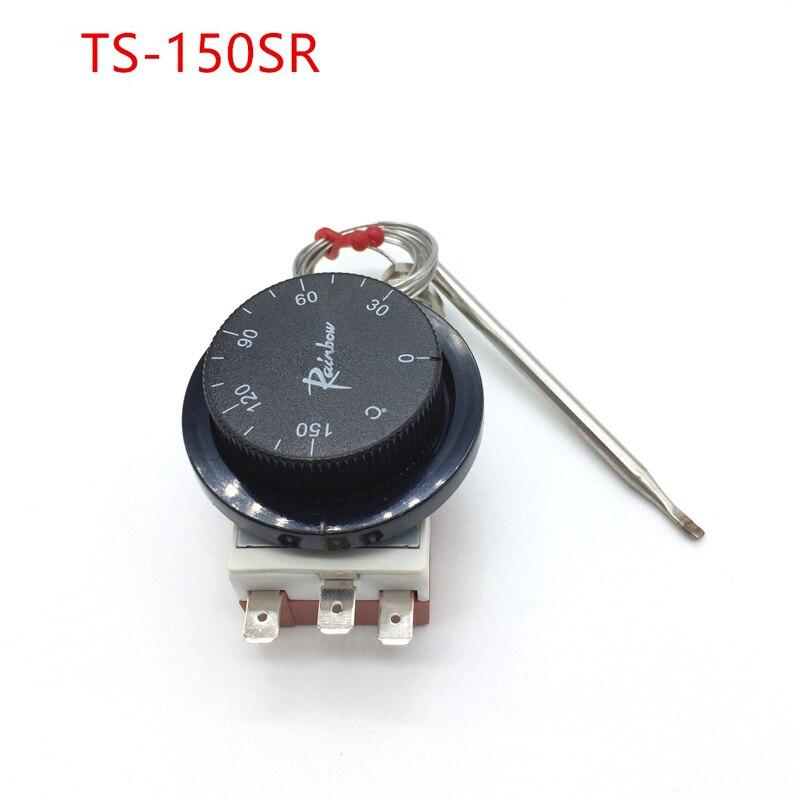 Ts 150sr C Korea Rainbow Thermostat With Screw   3 Pin