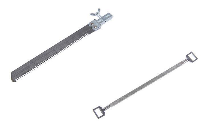 11: 1 võluväelise mini saag Hacksaw DIY universaalne saag - Tööriistakomplektid - Foto 6